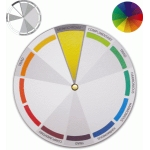 color, colour wheel