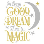 in every good dream there is magic