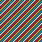 black multi color stripes paper