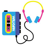80's pop - walkman