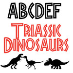 zp triassic dinosaurs