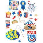 country fair planner stickers