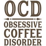 ocd obsessive coffee disorder