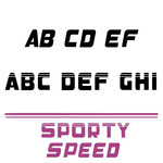 sporty speed