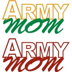 army mom phrase