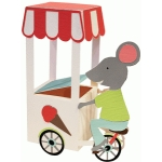 box ice cream mouse
