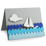 a2 sailboat motion card