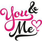 you and me valentine