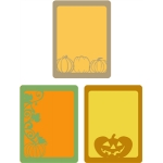 3x4 pumpkin tags
