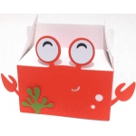 cute crab box