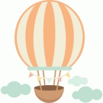 hot air balloon stripe