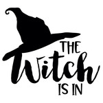 the witch is in