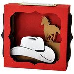 home on the range gift card box