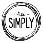 wreath live simply