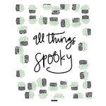 all things spooky printable