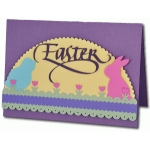 easter critters card