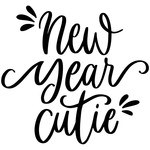 new year cutie phrase