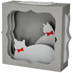 kitties gift card box
