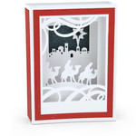 shadow box card wise men