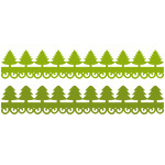 christmas tree borders