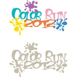 color run 2012 phrase