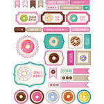 ml donut stickers
