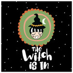 the witch is in printable