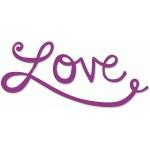 i love you in cursive font - photo #46
