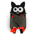 halloween bat candy hugger