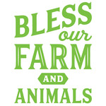 bless our farm and animals