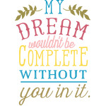 my dream quote