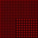 plaid lumberjack pattern