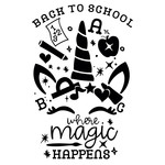back to school where magic happens
