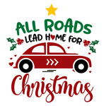 all roads lead home for christmas