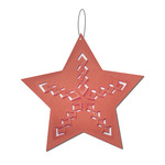fold and tuck star ornament