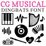 cg musical dingbats