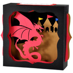 dragon gift card box