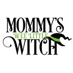 mommy's wee little witch