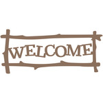 welcome branch frame