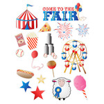 fair time planner stickers