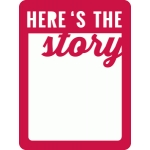 here's the story mini placemats