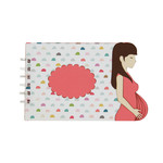 pregnancy mini album