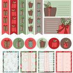holiday gifts planner stickers