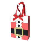 santa claus shopper