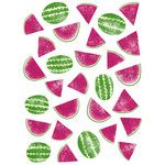 summer watermelon stickers