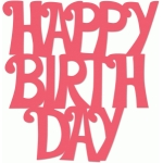 happy birthday phrase