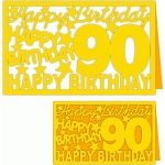 happy birthday 90 years card