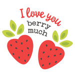 love you berry much