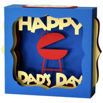 father's day bbq gift card box