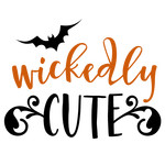 wickedly cute phrase